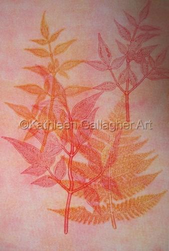 Coral Leaves