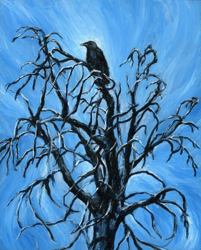 The Raven Tree by Kristin Gjerdset