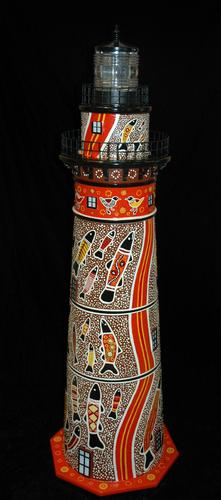 Down Under, Australian Aboriginal Style (large view)