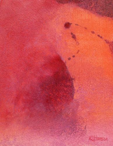 The Fragrance of Nectar by Karen Hansen