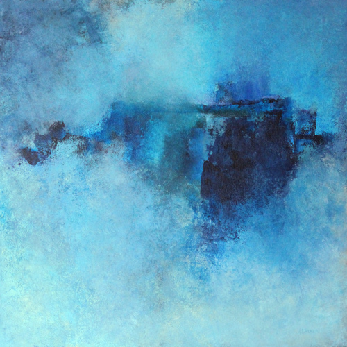 Blue Timbre by Karen Hansen