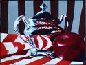Silver Pot with Apple (thumbnail)