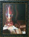 Oil Lamp and Bible (thumbnail)