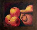 Apples and Bowl (thumbnail)