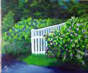 By The Garden Gate (thumbnail)