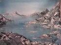 Rocky Cove in Blue (thumbnail)