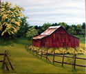 Kentucky Barn (thumbnail)