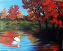 Painting--Acrylic-LandscapeLori's Painting
