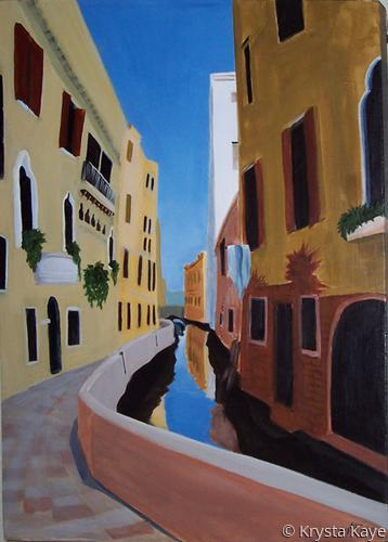 Venice Scene (large view)