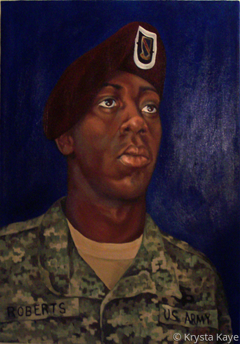 Portrait Soldier