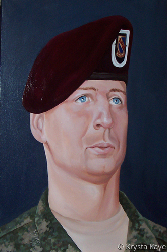 Soldier Portrait 82nd