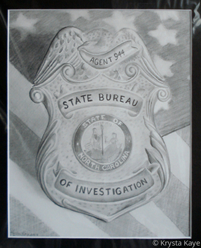 Badge Drawing SBI