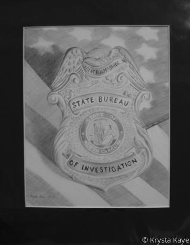 Badge Drawings sbi