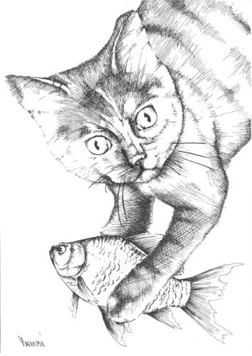 I JUST LOVE FISH