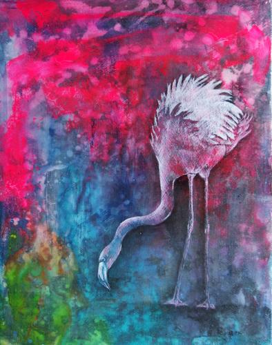 Pink by Katerina Husar Lazarova