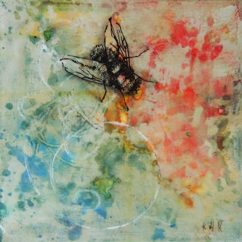 Fly by Katerina Husar Lazarova