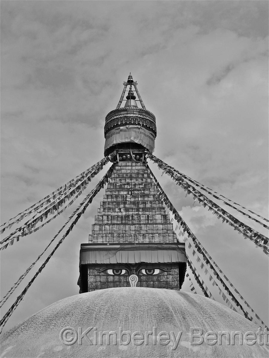Kathmandu ~ Swayambanath (large view)
