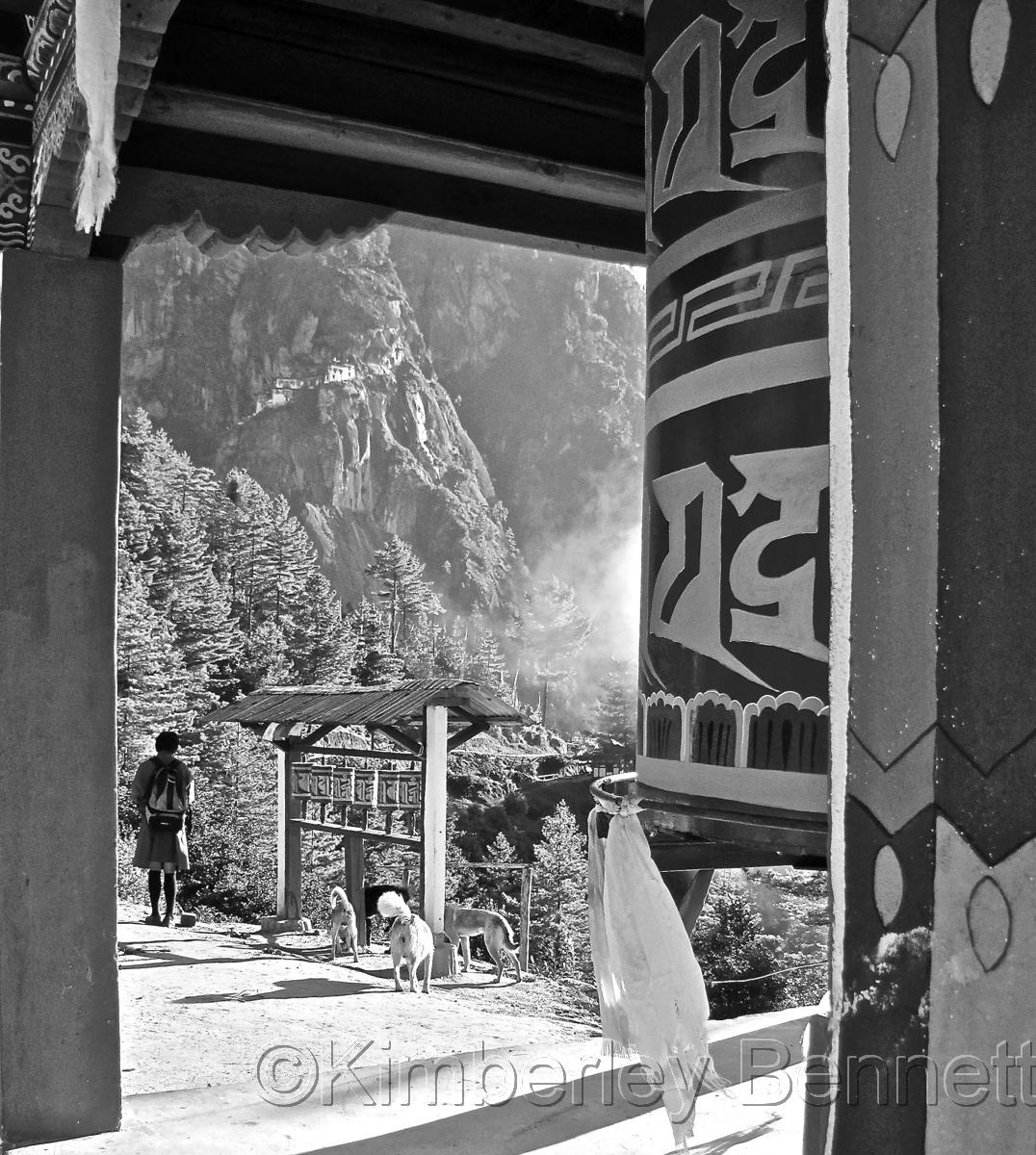 Bhutan ~ Tiger's Nest (large view)