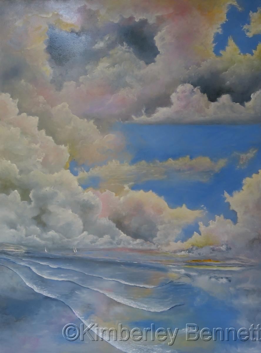 Sunset Sail (large view)