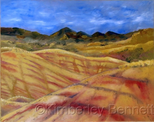 Painted Hills (large view)