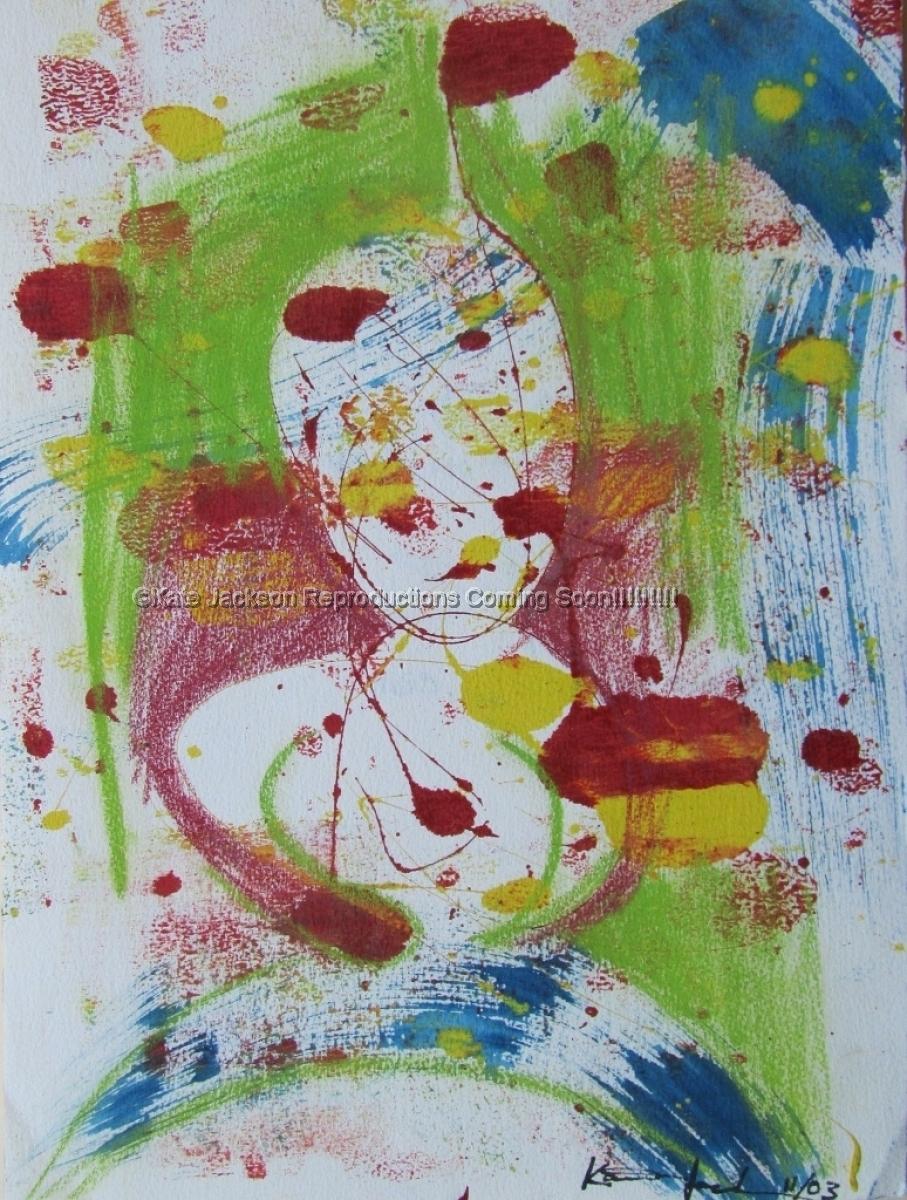 """""""Buddha"""" 2003 (large view)"""