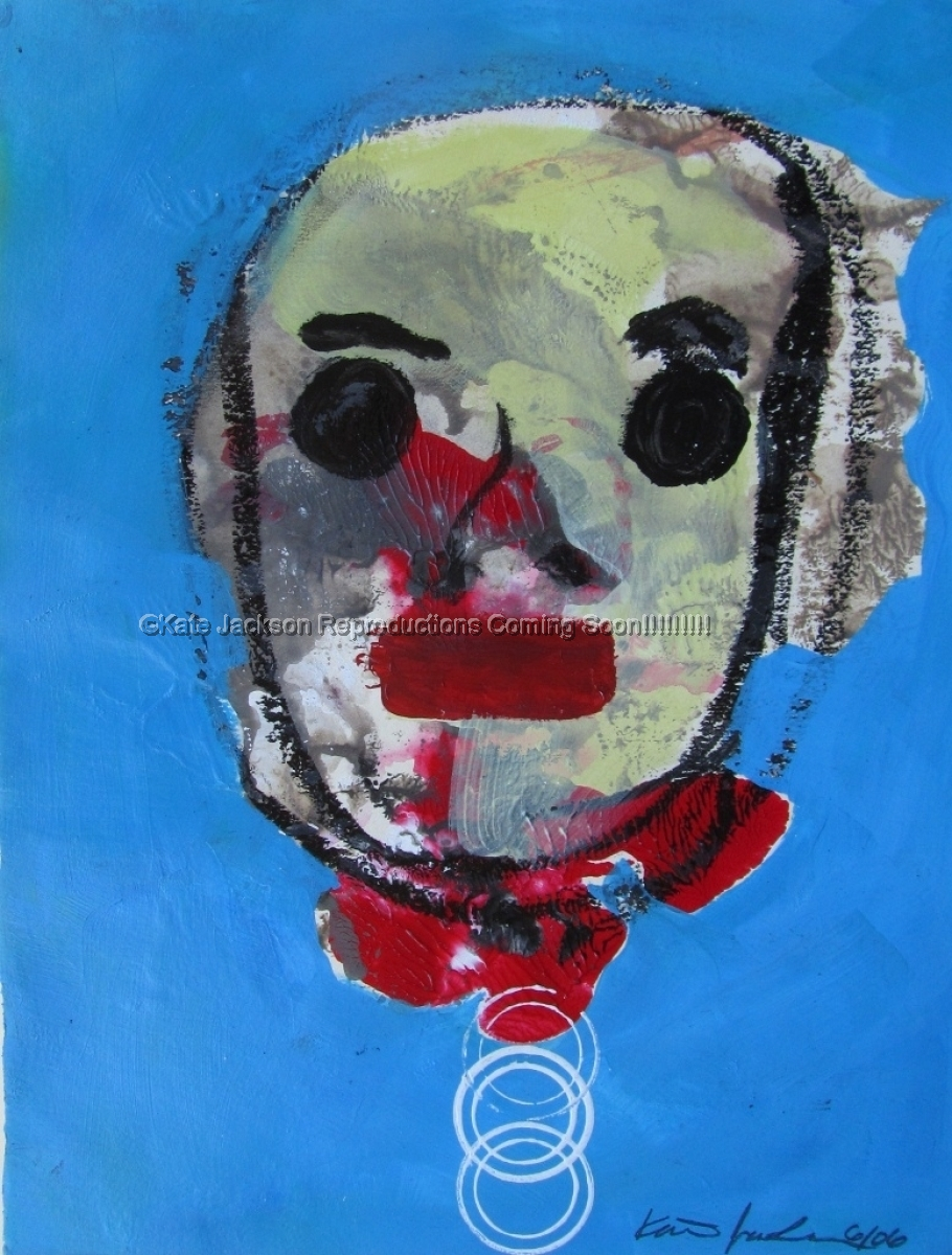 """Clown"" 2006 (large view)"