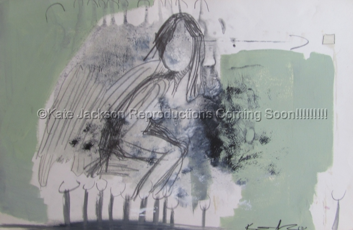 """Girl Unfinished Again"" 2012  (large view)"
