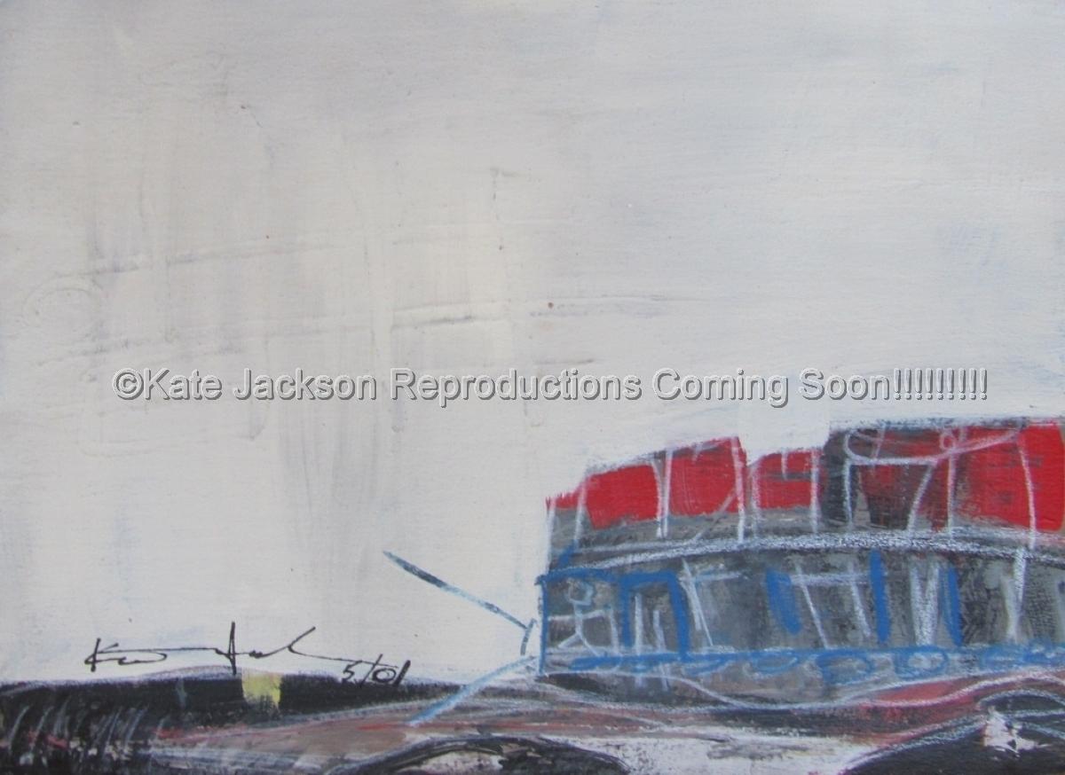 """""""Train Again"""" 2001 (large view)"""