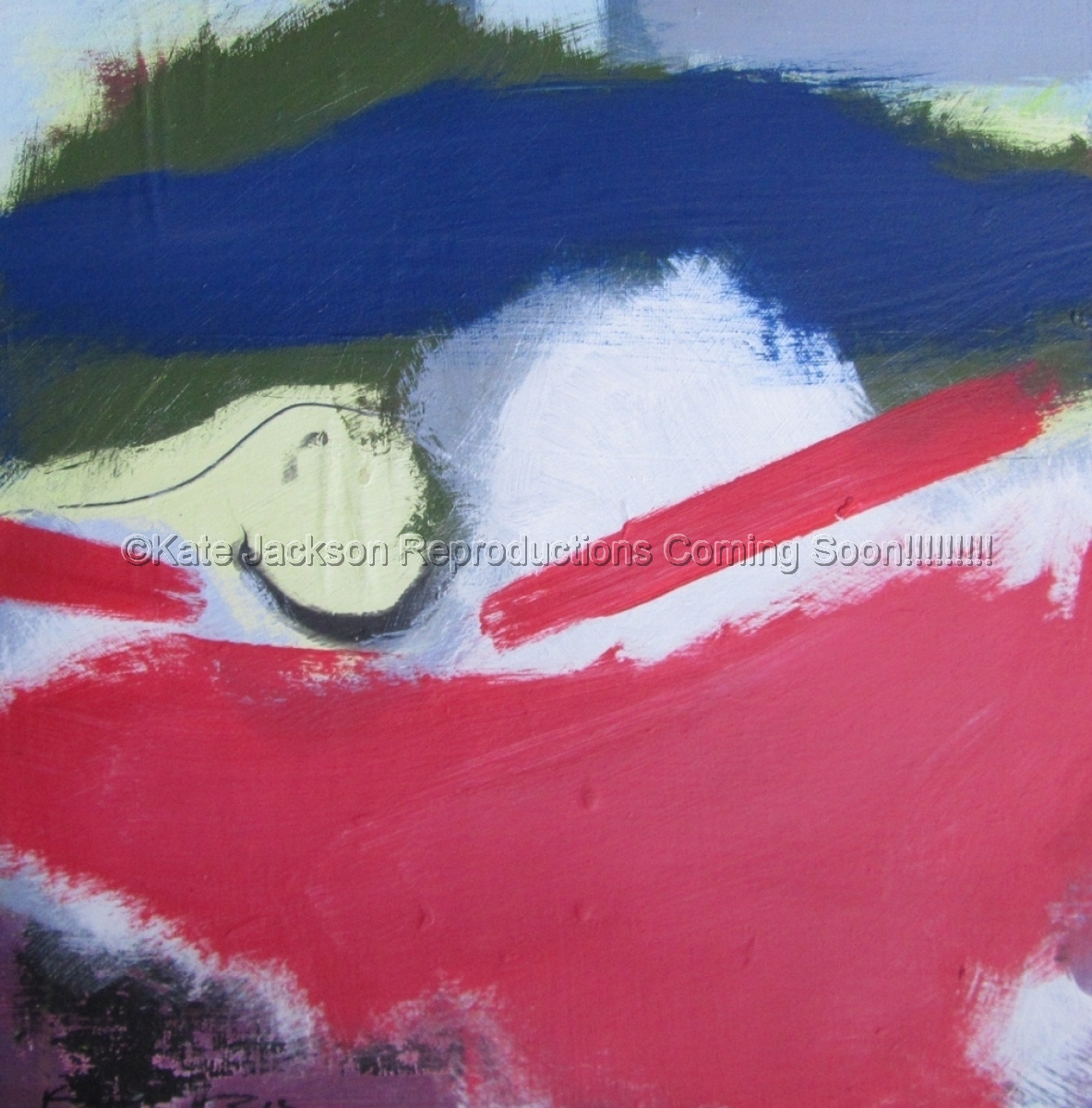 """""""Untitled Frame Painting I"""" (large view)"""
