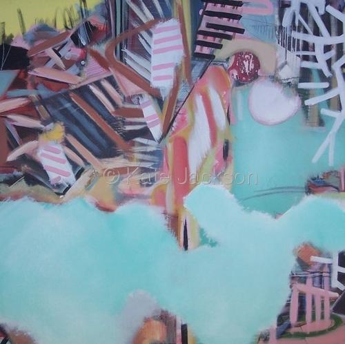 """Green Landscape""  (large view)"
