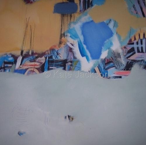"""Untitled Landscape"" by Kate Jackson Painter"