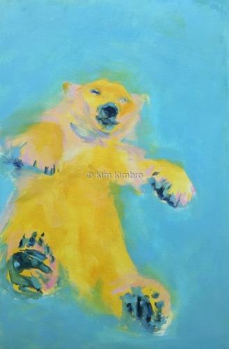 untitled (yellow bear)