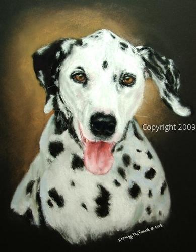Painting--Pastels-AnimalsBeau