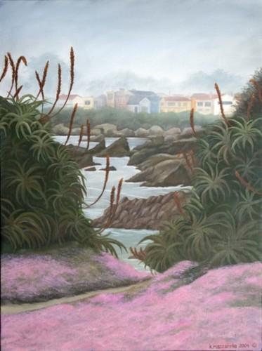 Pink Peek (large view)