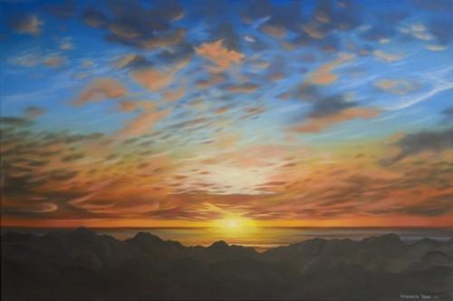 Asilomar Sunset (large view)