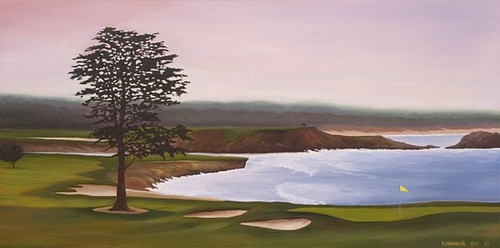 18th at Pebble Beach (large view)
