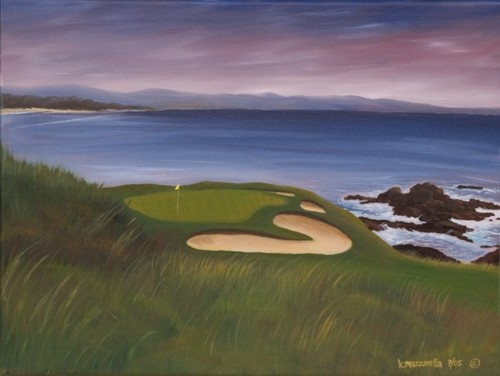 Darkened Skies over Seventh at Pebble (large view)
