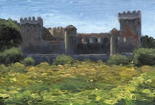 Napa Castle (large view)