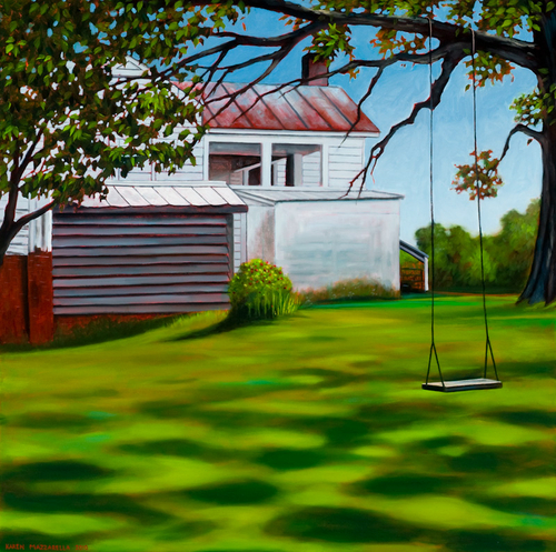 Backyard Swing (large view)