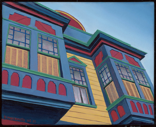 Windows over Victorian Cafe (large view)