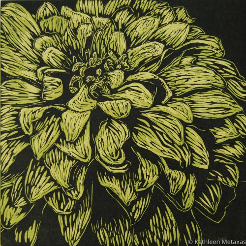 Flower Show V Green