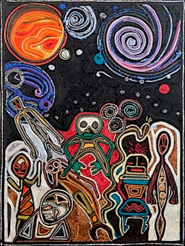 SHEILA BURKE: Escape to Mars