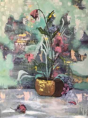 Pastel Bouquet by Kathy Q. Parks