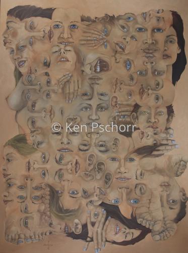 Collage by Ken Pschorr