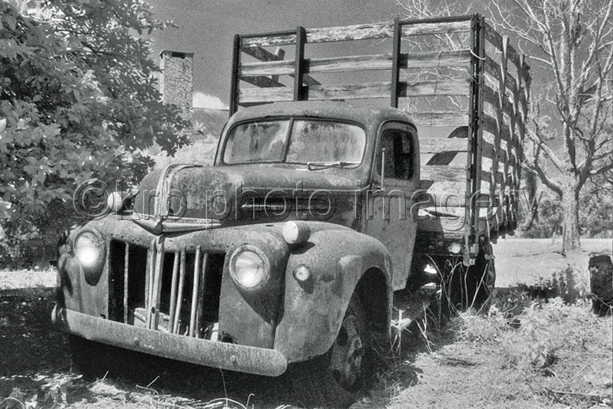 Old Citrus Truck (large view)