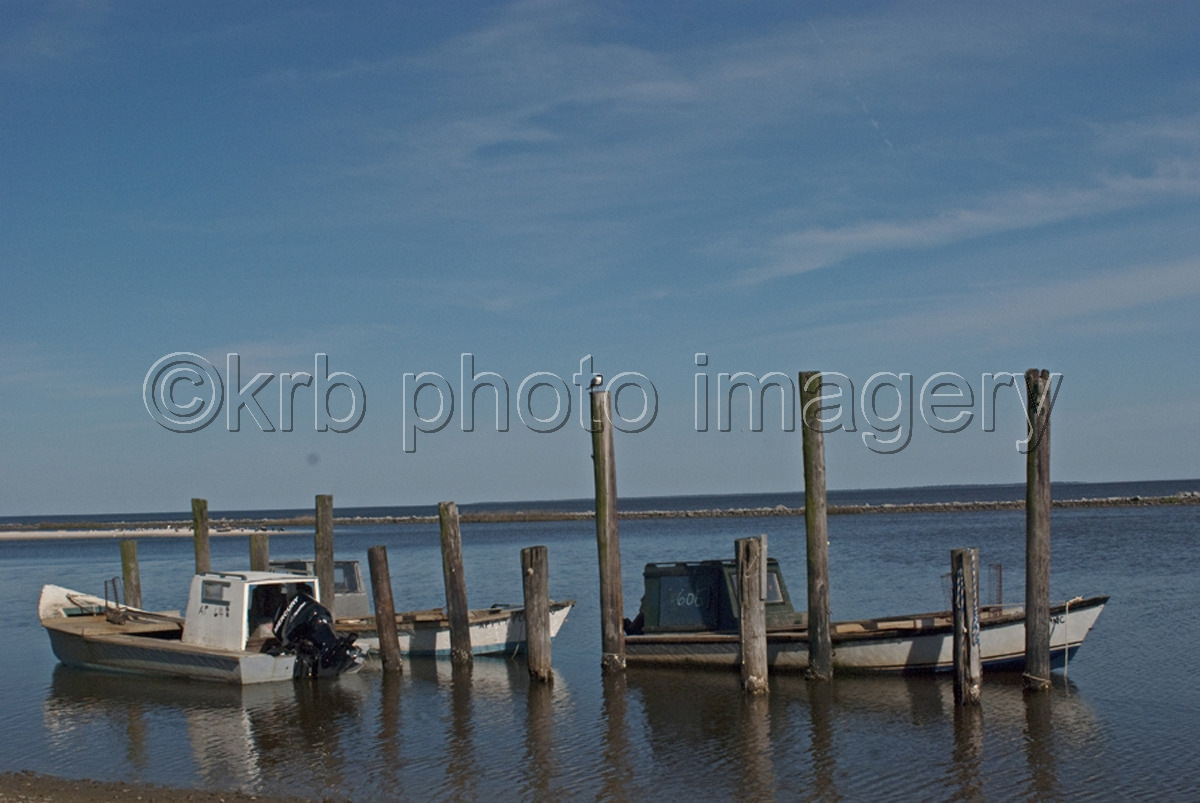 Oyster Boats (large view)