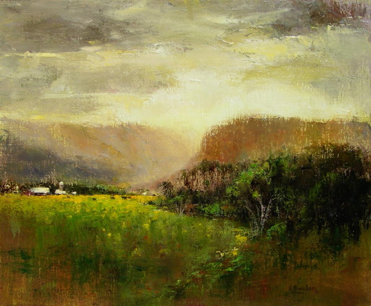 Mustard Field (large view)