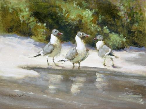 Gulls Rendezvous
