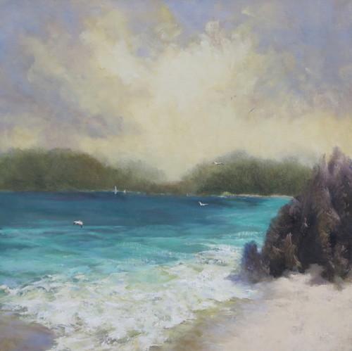 Eternal Beauty - Windswept beach to Francis Bay