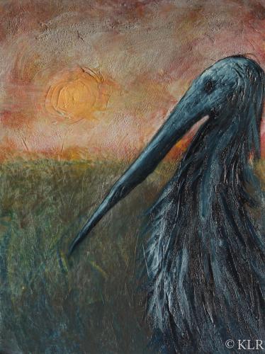 One weird bird
